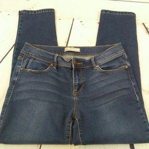 Free People denim crop jeans size 29
